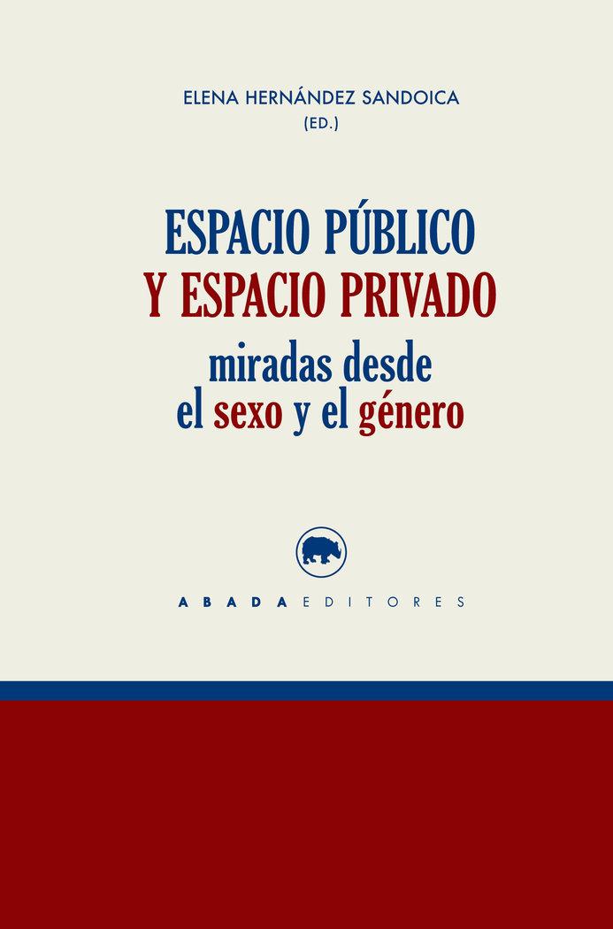 Espacio publico y espacio privado