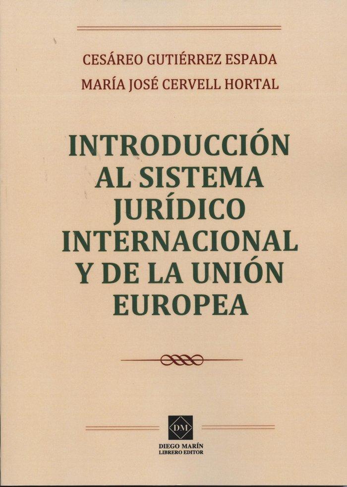 Introduccion sistema juridico internacional y de union euro