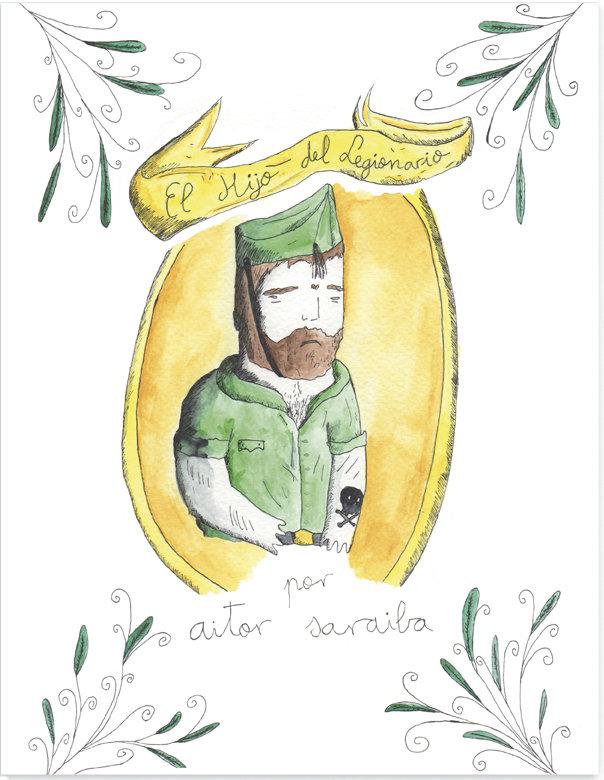 Hijo del legionario,el