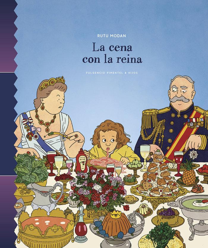 Cena con la reina,la