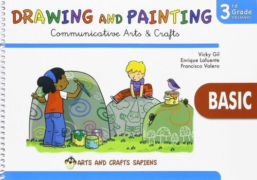 Drawing and painting basic 3ºep 16