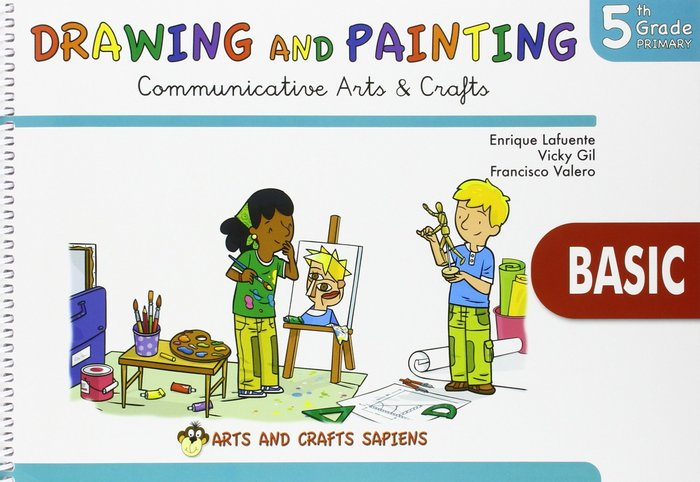 Drawing and painting basic 5ºep 16