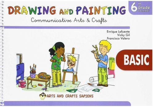 Drawing and painting basic 6ºep 16