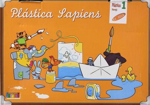 Plastica naranja 1ºep 16