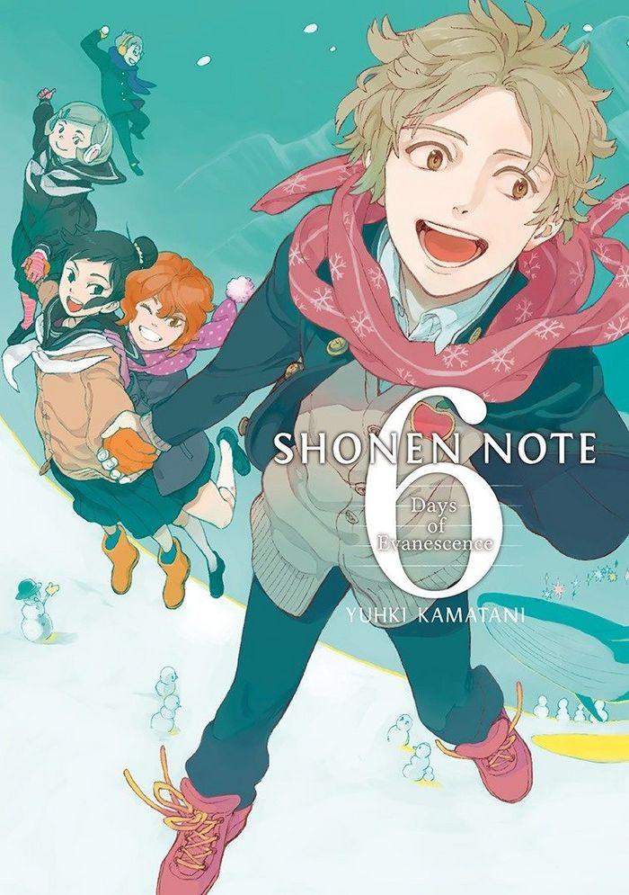 Shonen note 6