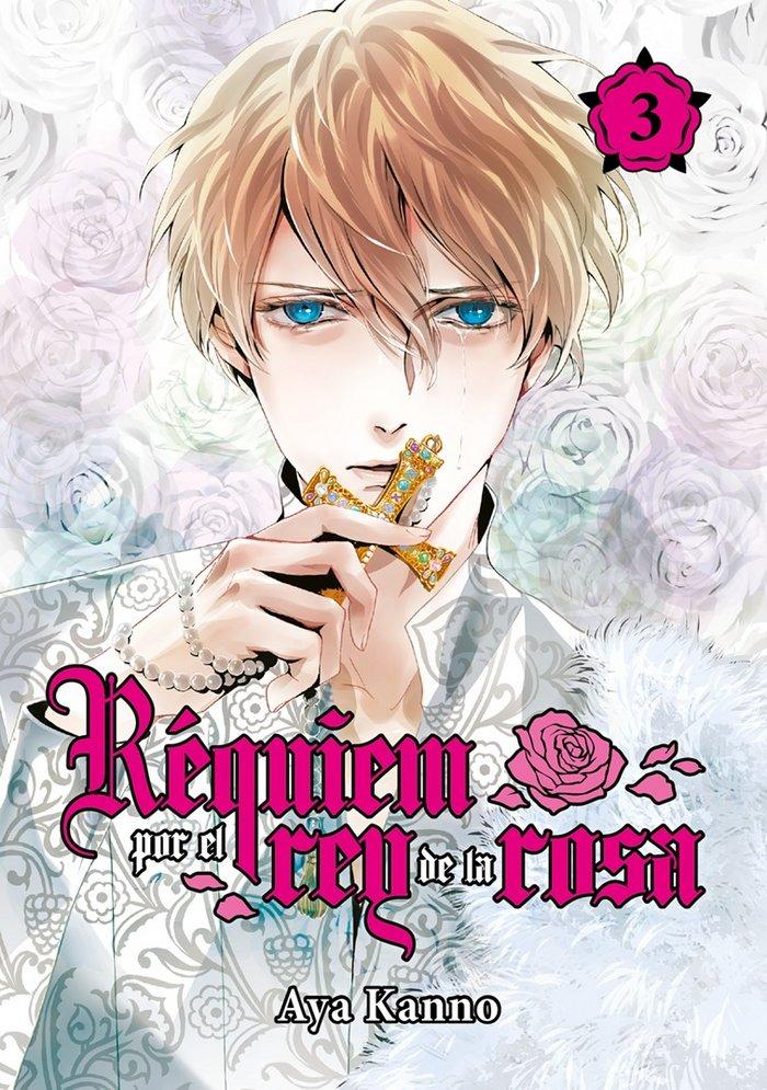 Requiem por el rey de la rosa vol 3