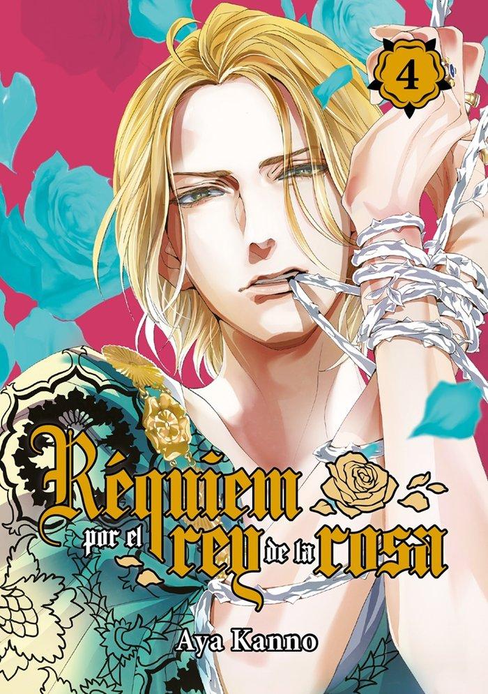 Requiem por el rey de la rosa vol 4