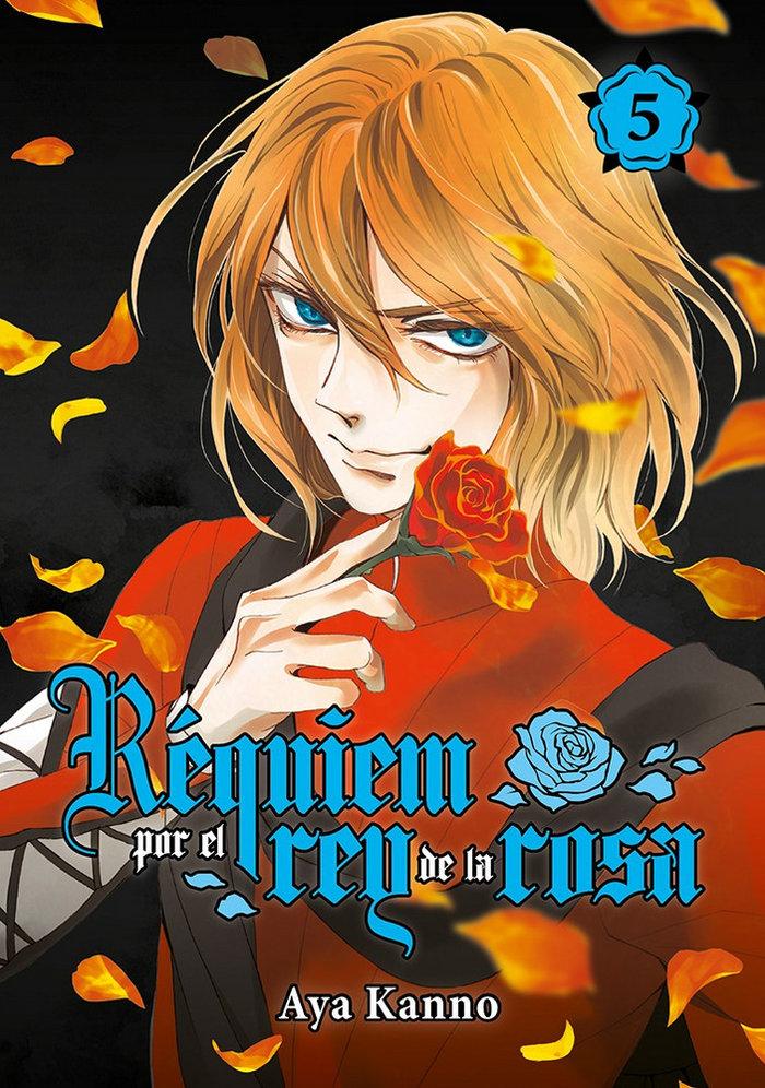 Requiem por el rey de la rosa vol.5