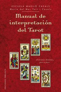 Manual de interpretacion del tarot