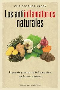 Antiinflamatorios naturales,los