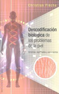 Descodificacion biologica de los problemas de la piel