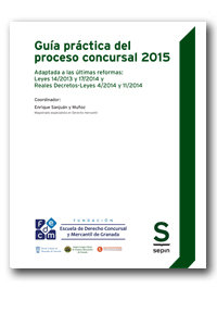 Guia practica del proceso concursal 2015