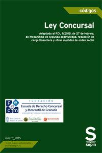 Codigo ley concursal