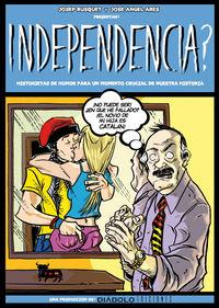 Independencia comic