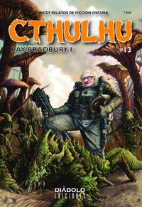 Cthulhu 13 comics y relatos de ficcion oscura