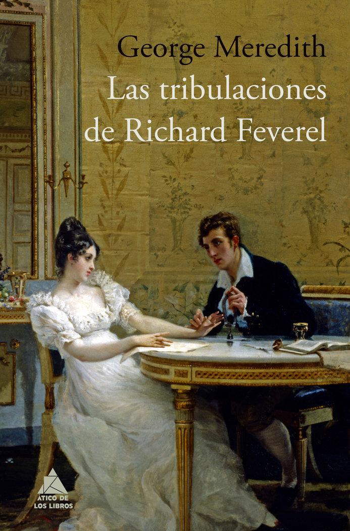 Tribulaciones de richard feverel,las