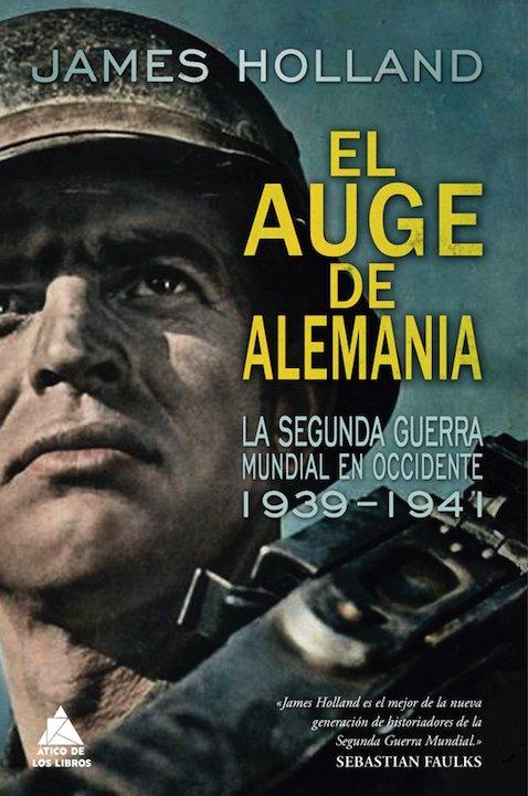 Auge de alemania segunda guerra mundial 1939 1941