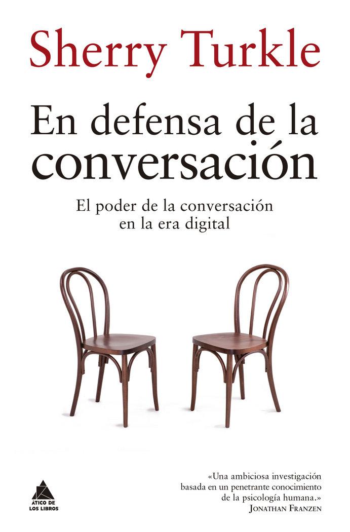 En defensa de la conversacion