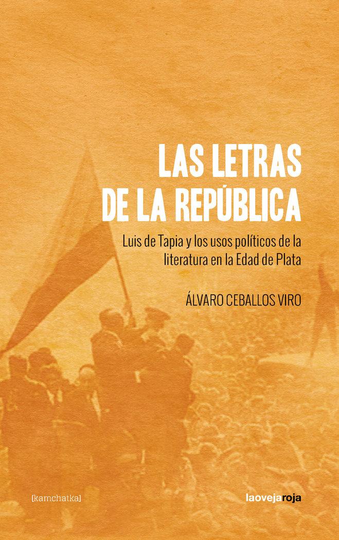 Letras de la republica,las