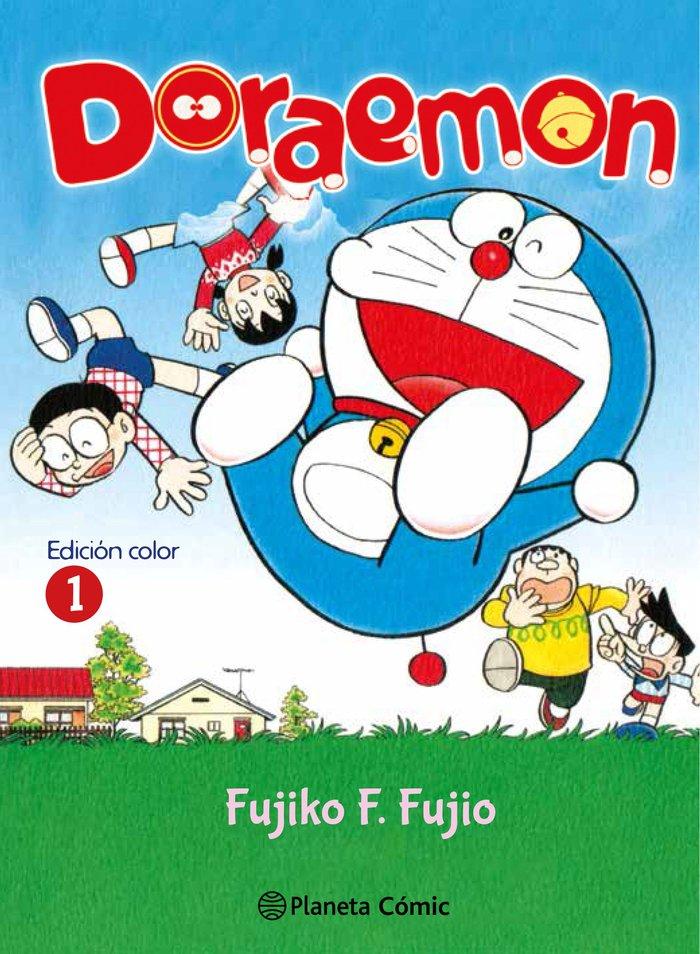 Doraemon color 1