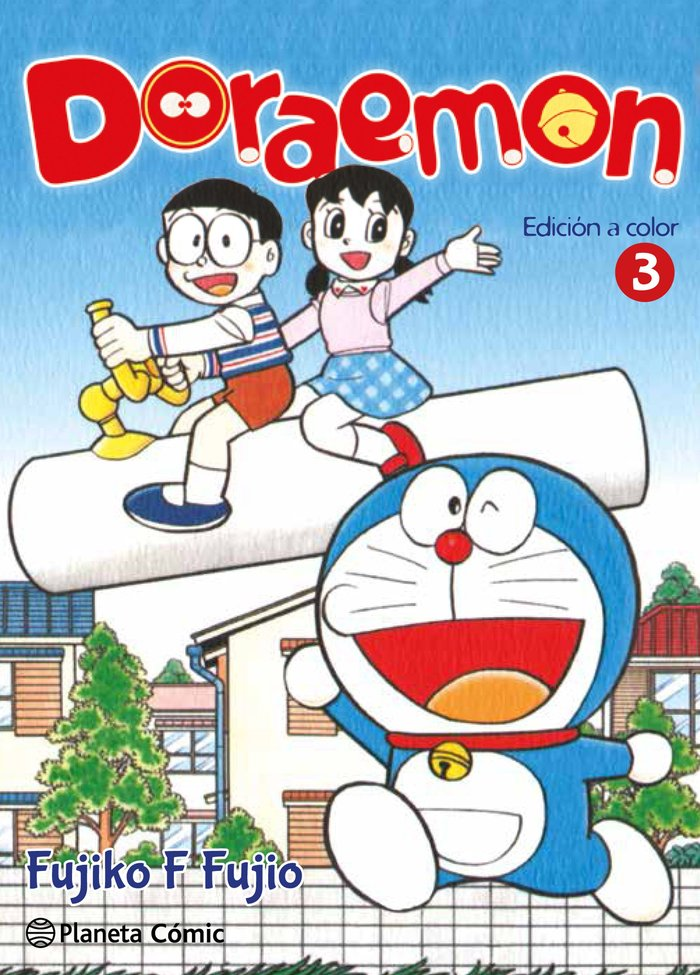 Doraemon color 3