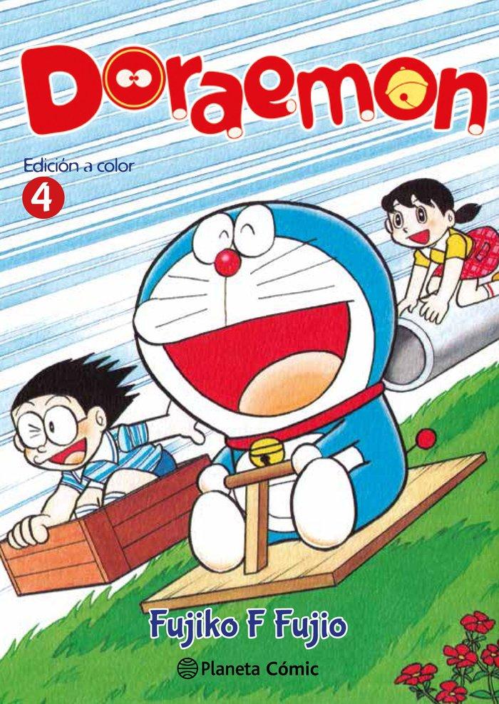 Doraemon color 4