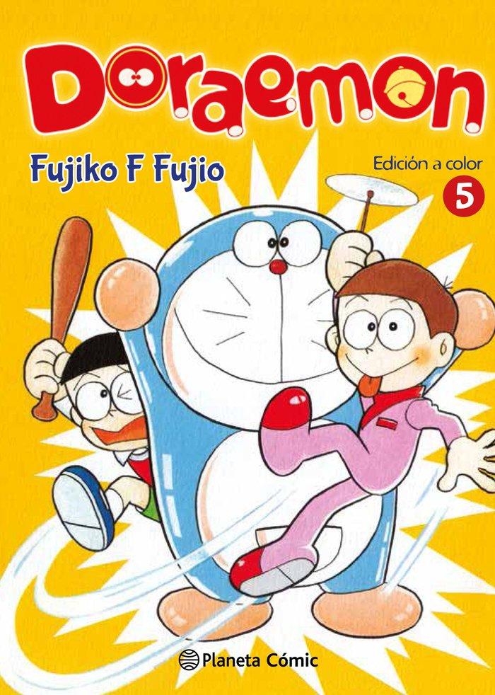 Doraemon color 5