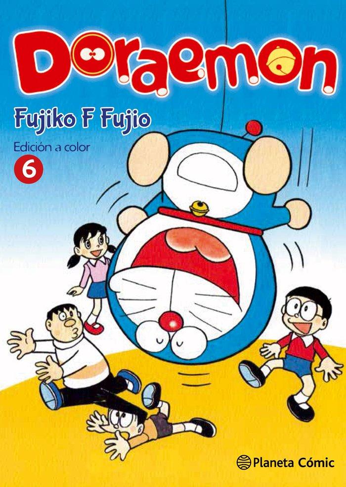 Doraemon color 6