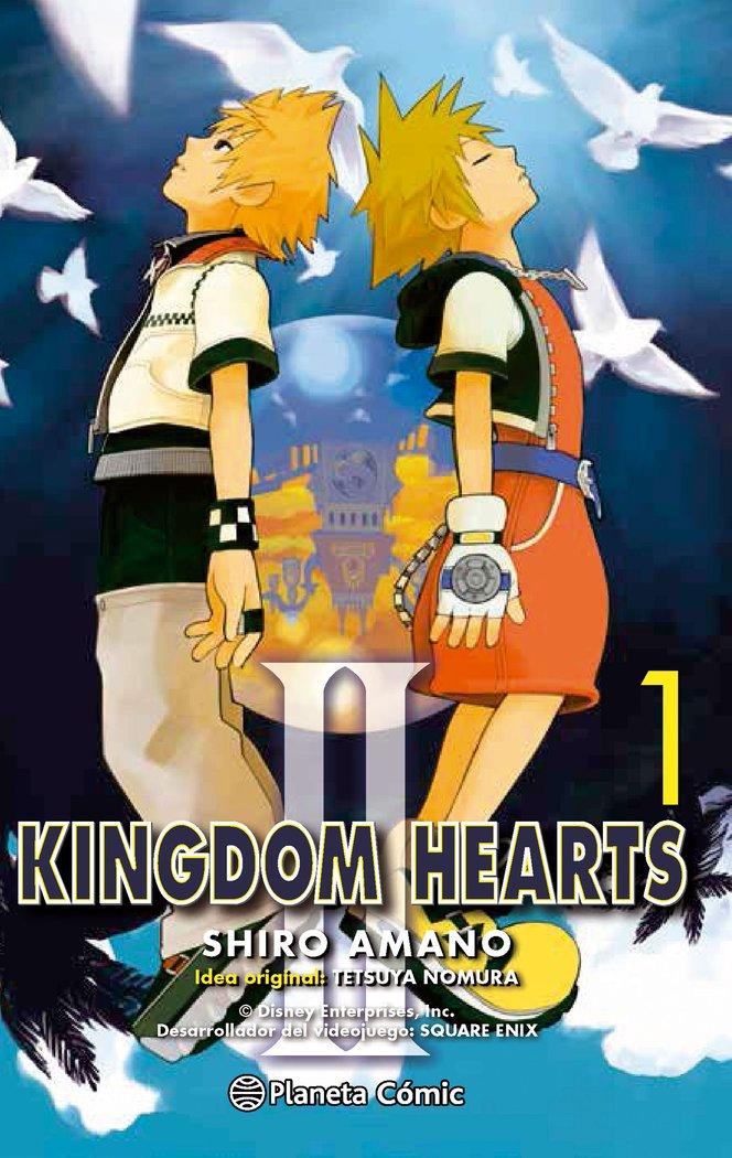Kingdom hearts ii 1