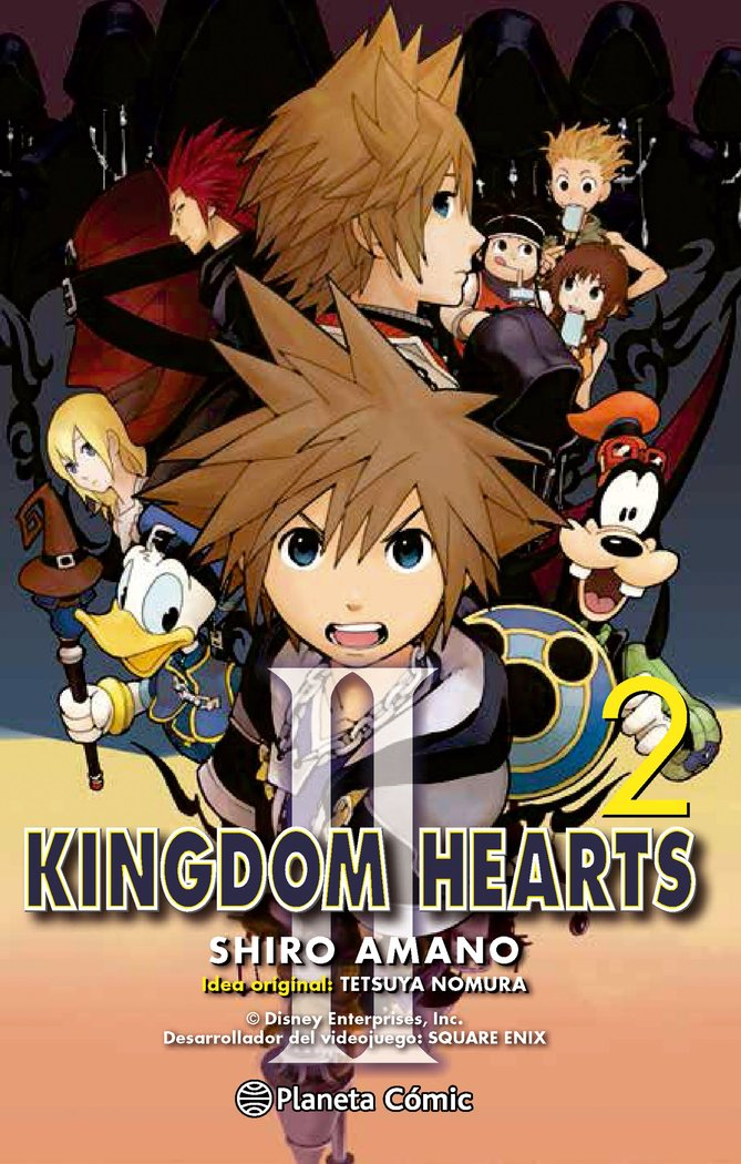 Kingdom hearts ii 2