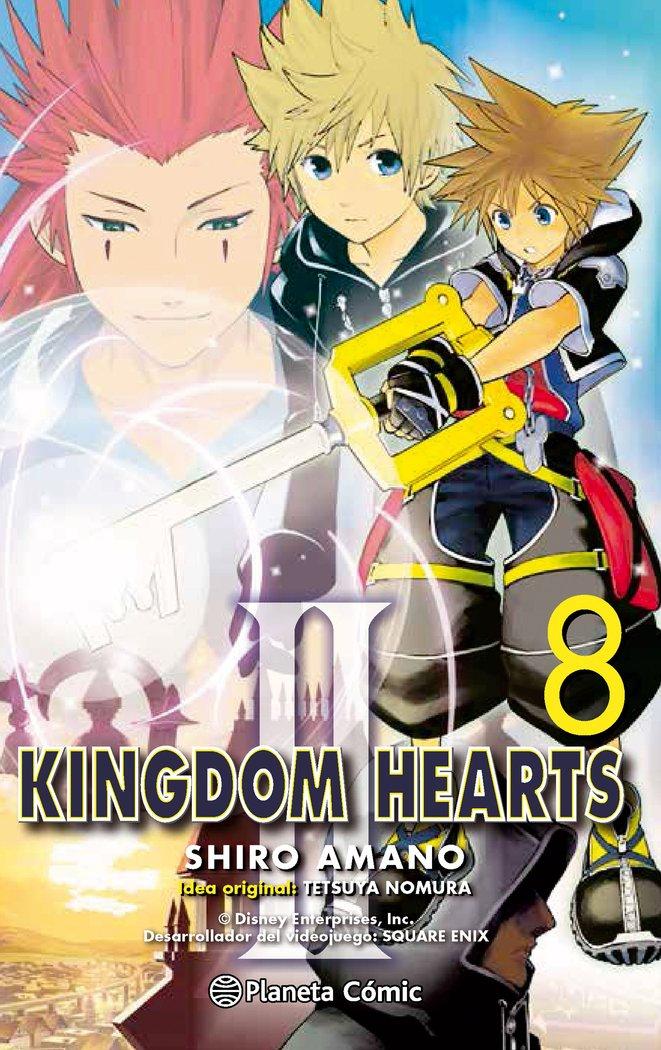 Kingdom hearts ii 8