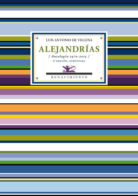 Alejandrias antologia 1970-2013