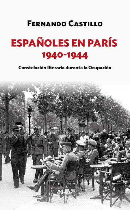Españoles en paris 1940 1944