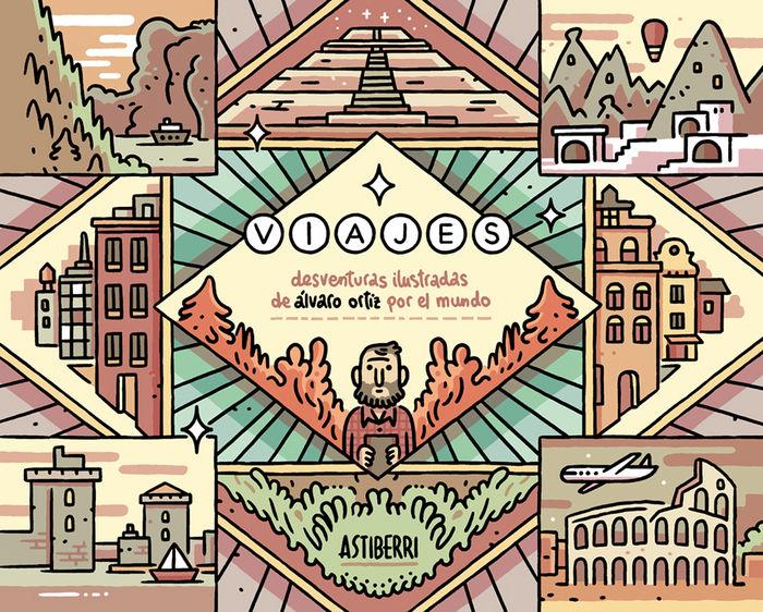 Viajes desventuras ilustradas de alvaro ortiz por el mundo
