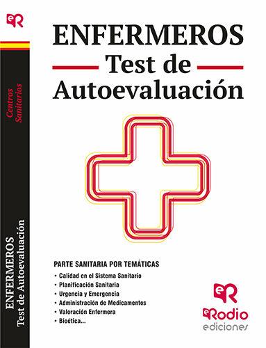 Enfermeros. test de autoevaluacion