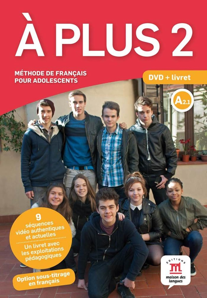 A plus 2 pack dvd