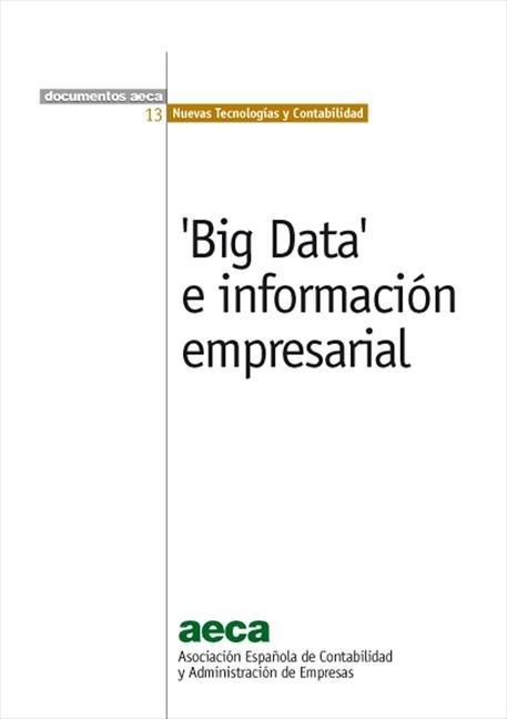 Big data e informacion empresarial