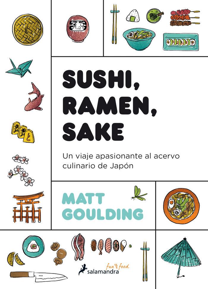 Sushi ramen sake un viaje apasionante culinario de japon