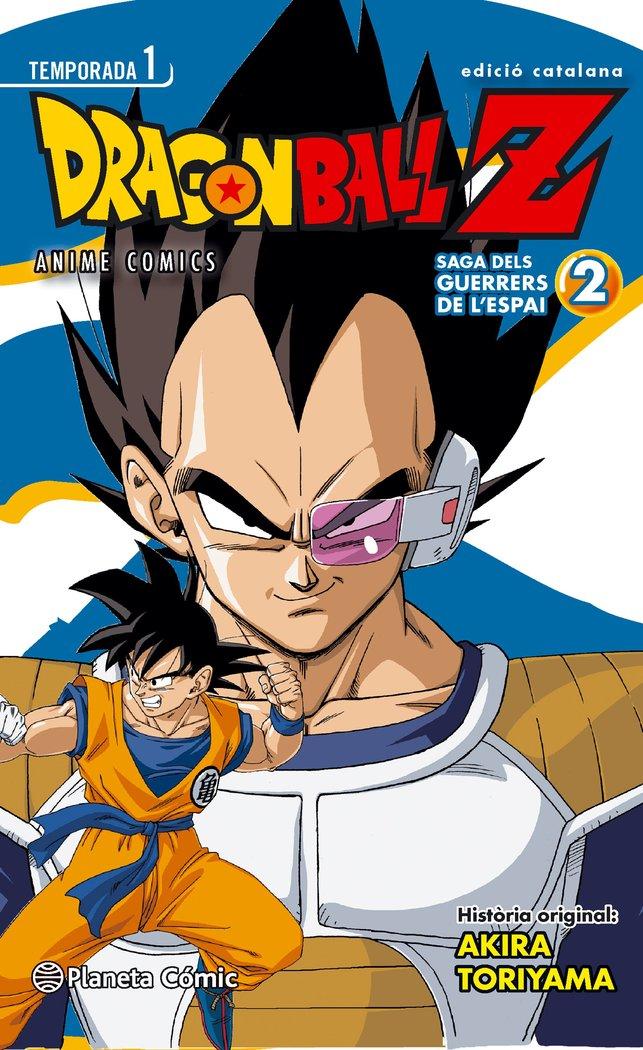 Bola de drac z anime series el guerrers de l'espai nº 02/05