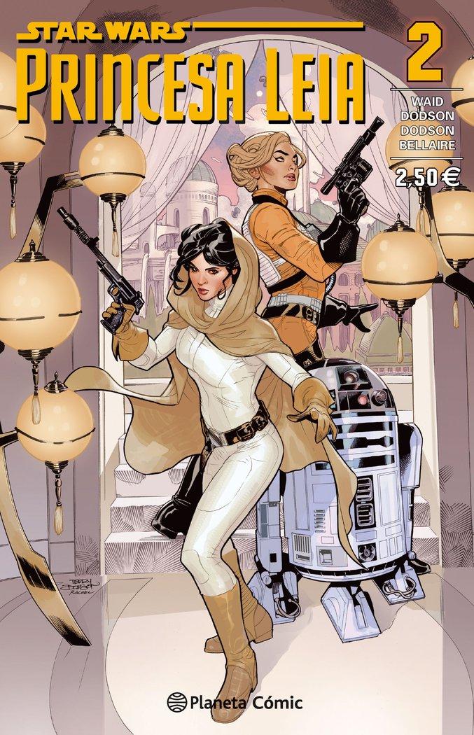 Star wars princesa leia 2