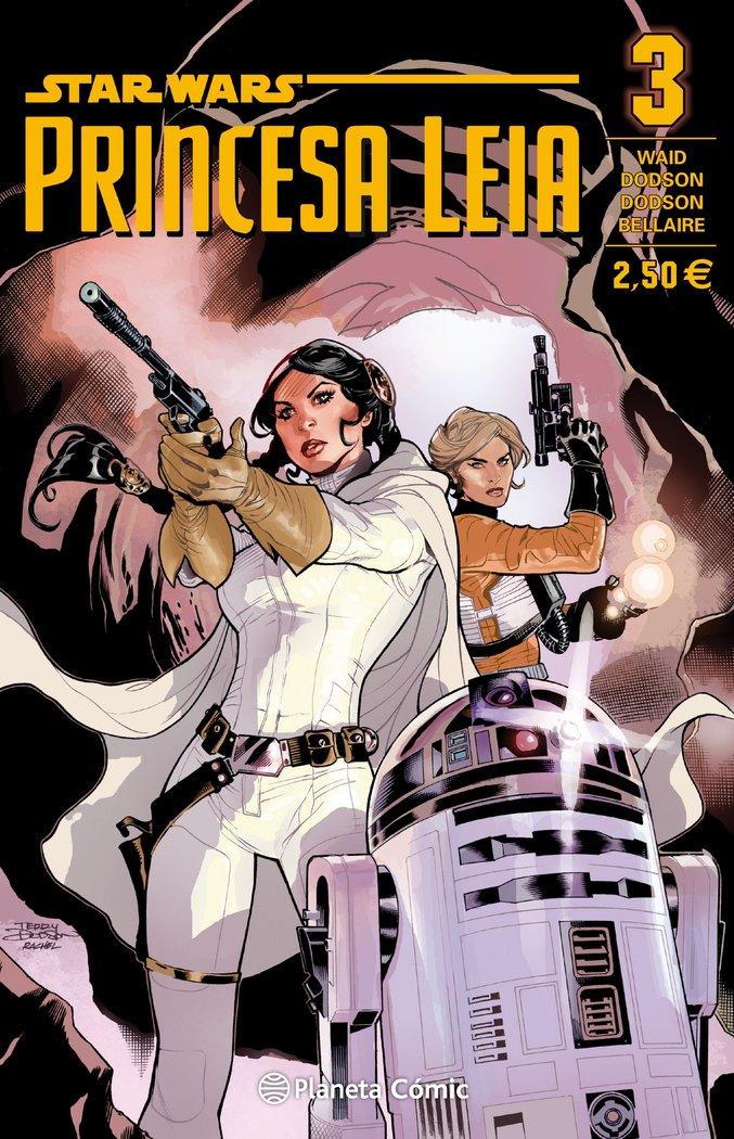 Star wars princesa leia 3