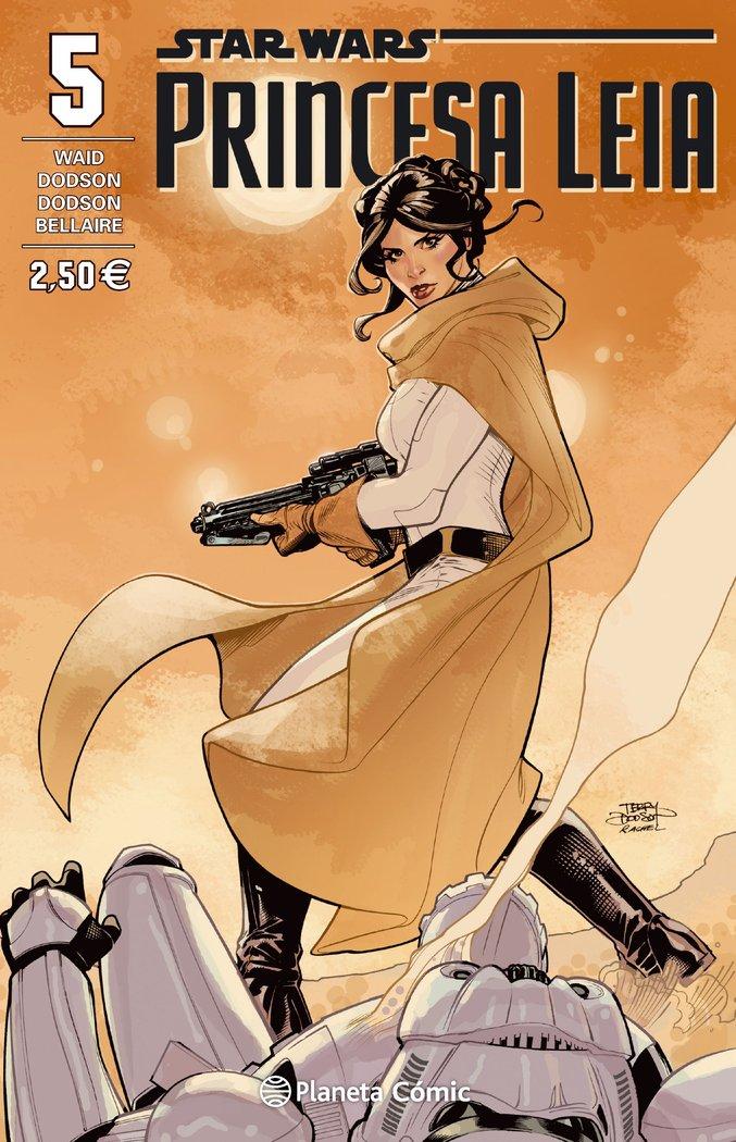 Star wars princesa leia 5