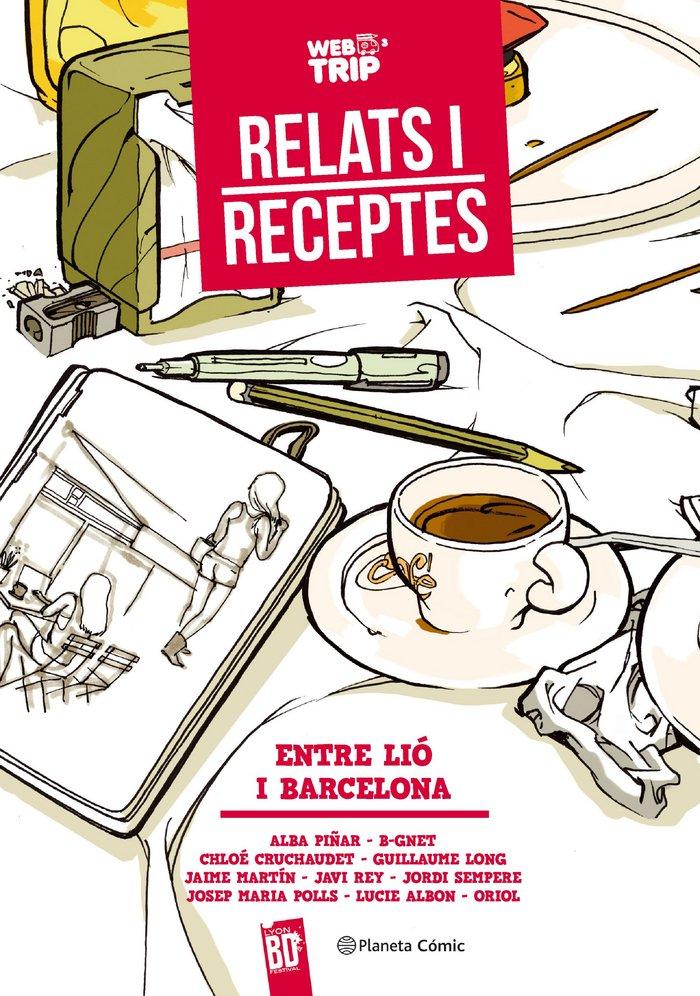 Web trip relats i receptes