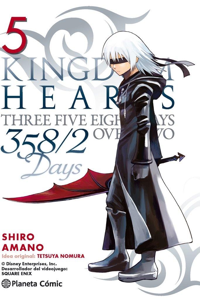 Kingdom hearts 358/2 days 5