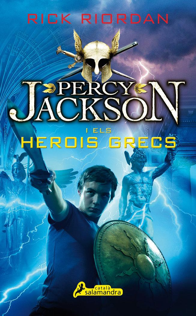 Percy jackson i els herois grecs