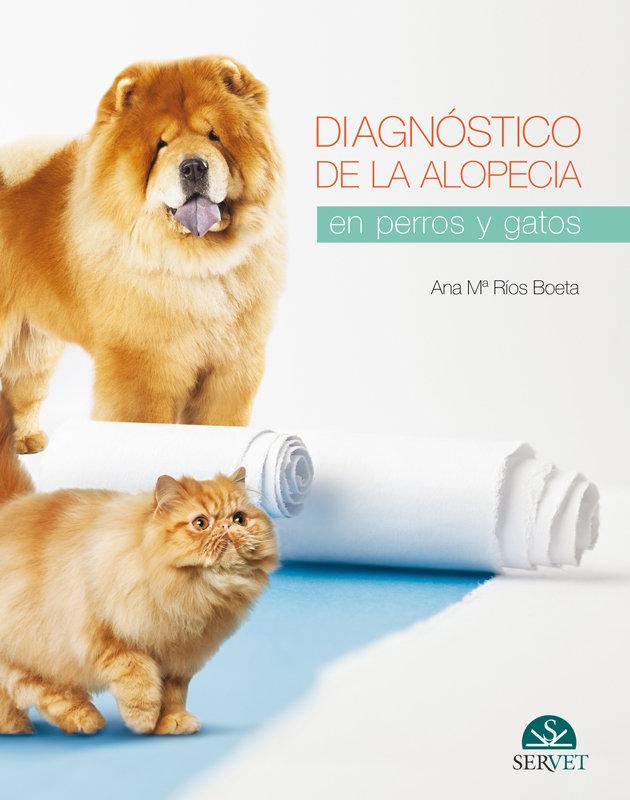 Diagnostico de la alopecia en perros y gatos