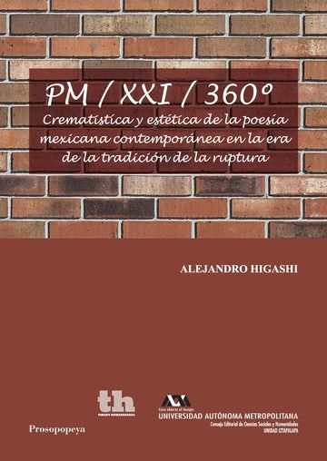 Pm / xxi / 360ø crematistica y estetica de la poesia mexican