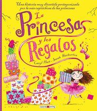 Princesa y los regalos,la