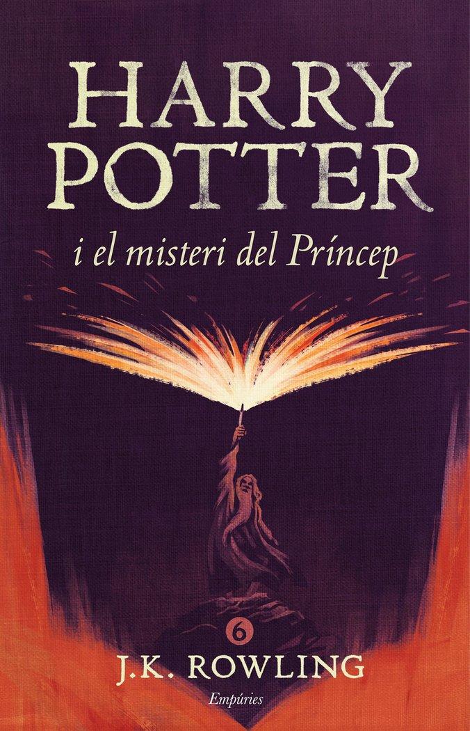 Harry potter i el misteri del princep (rustica)