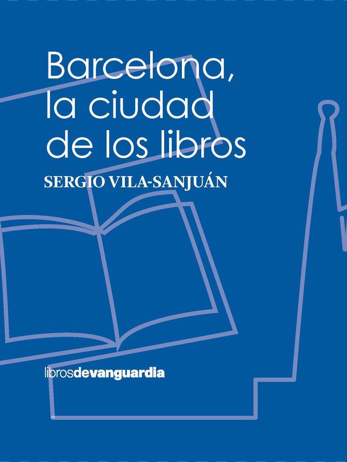 Barcelona la ciudad de los libros